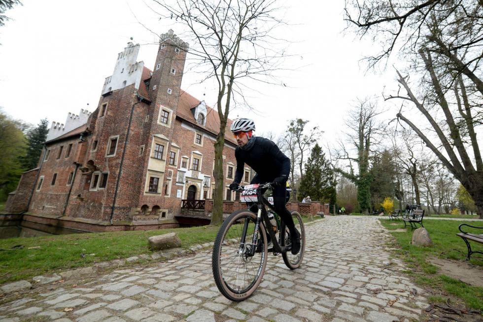 Bike Maraton na nowym kursie. Na początek Miękinia