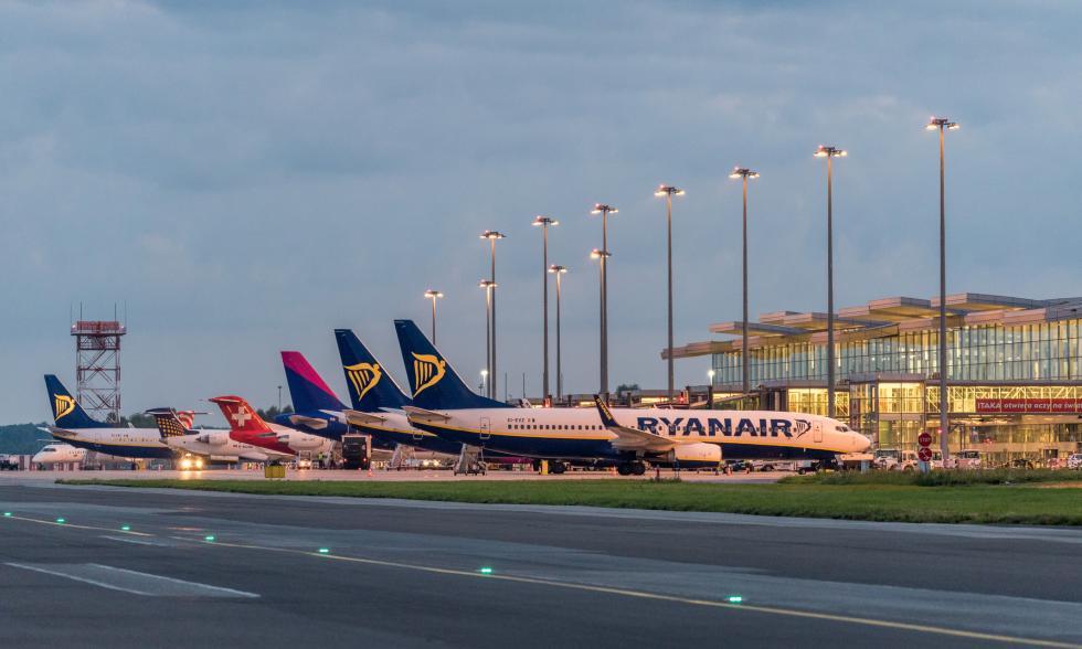 Port Lotniczy Wrocław: rekordowe kierunki południowe