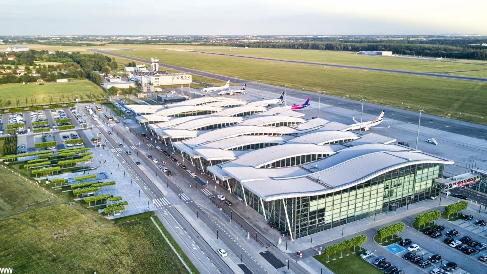 2020 rok na wrocławskim lotnisku: ponad 1 mln pasażerów