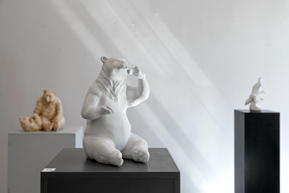 Niedźwiadek zamieszkał wPolanicy-Zdroju