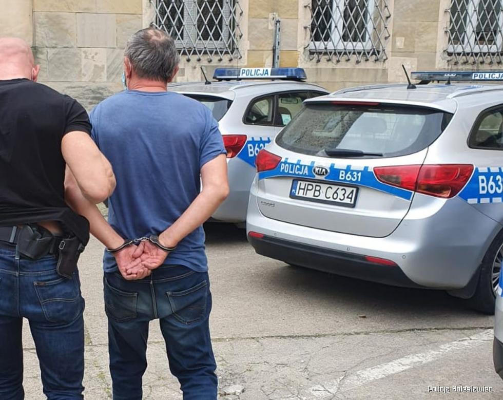 Sprawca kradzieży roweru zatrzymany
